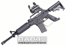 Alpha Black M4 Tactical Marker