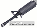 Tippmann Alpha Black M4 Tactical Barrel Kit