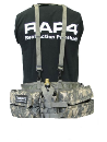 Rap4 Tactical Paintball Harness - ACU