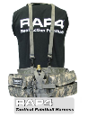 Rap4 Tactical Paintball Harness