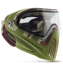 2015 Dye Invision I4 Pro Mask - Barracks Olive