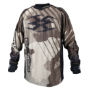 Empire 2016 Contact Zero F6 Jersey - Brown/Camo