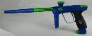 DLX Luxe 2.0 OLED Paintball Gun - Dust Blue/Dust Slime