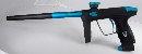 DLX Luxe 2.0 OLED Paintball Gun - Dust Black/Teal