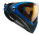 Dye Invision Goggle I4 Pro Paintball Mask - Blue