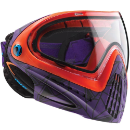2014 Dye Invision I4 Pro Mask - UL Purple