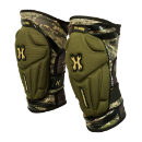 HK Army Camo Crash Paintball Knee Pads