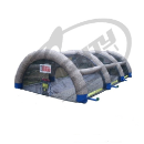 Large Inflatable Paintball Arenas