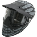 JT Spectra Flex 8 Full Coverage Paintball Mask w/Thermal Lens