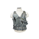 Children's Tactical Vest - Digi Camo