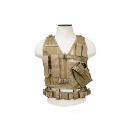 Children's Tactical Vest - Tan