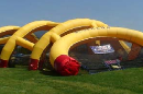 Mighty Paintball MegArena III Ultimate Package-Yellow