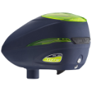 Dye Rotor R2 Paintball Loader - Navy/Lime