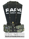 Rap4 Tactical Paintball Harness - Tiger Stripe