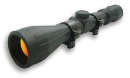 3-9x40 Rubber Tactical Series Scope