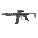 Tacamo Blizzard CPW Paintball Marker