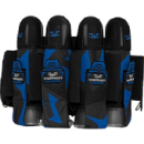 Valken Crusade RIOT 4+7  Paintball Pod Harness - Blue