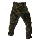 VTac Zulu Pants - Woodland