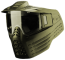 V-Force Sentry Paintball Goggles Mask - Olive