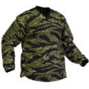 VTac Sierra Jersey - Long Sleeve Tiger Stripe Camo