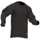 VTac Zulu Jersey - Tactical Black Long Sleeve Top